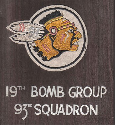 Courtesy of the 19th BG Assoc.