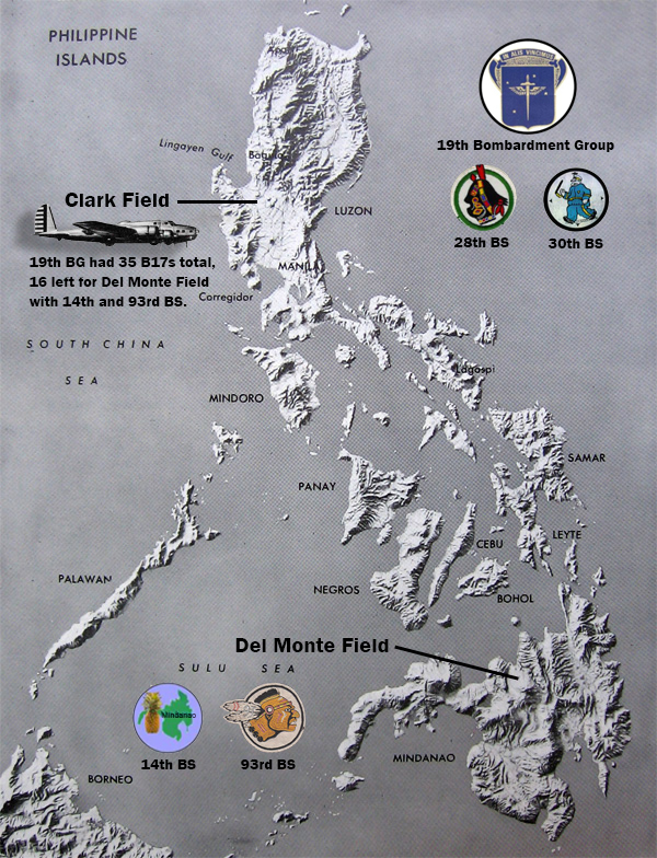19th BG Clark Field Graphic