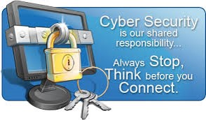 Cyber Security is our responsibility.