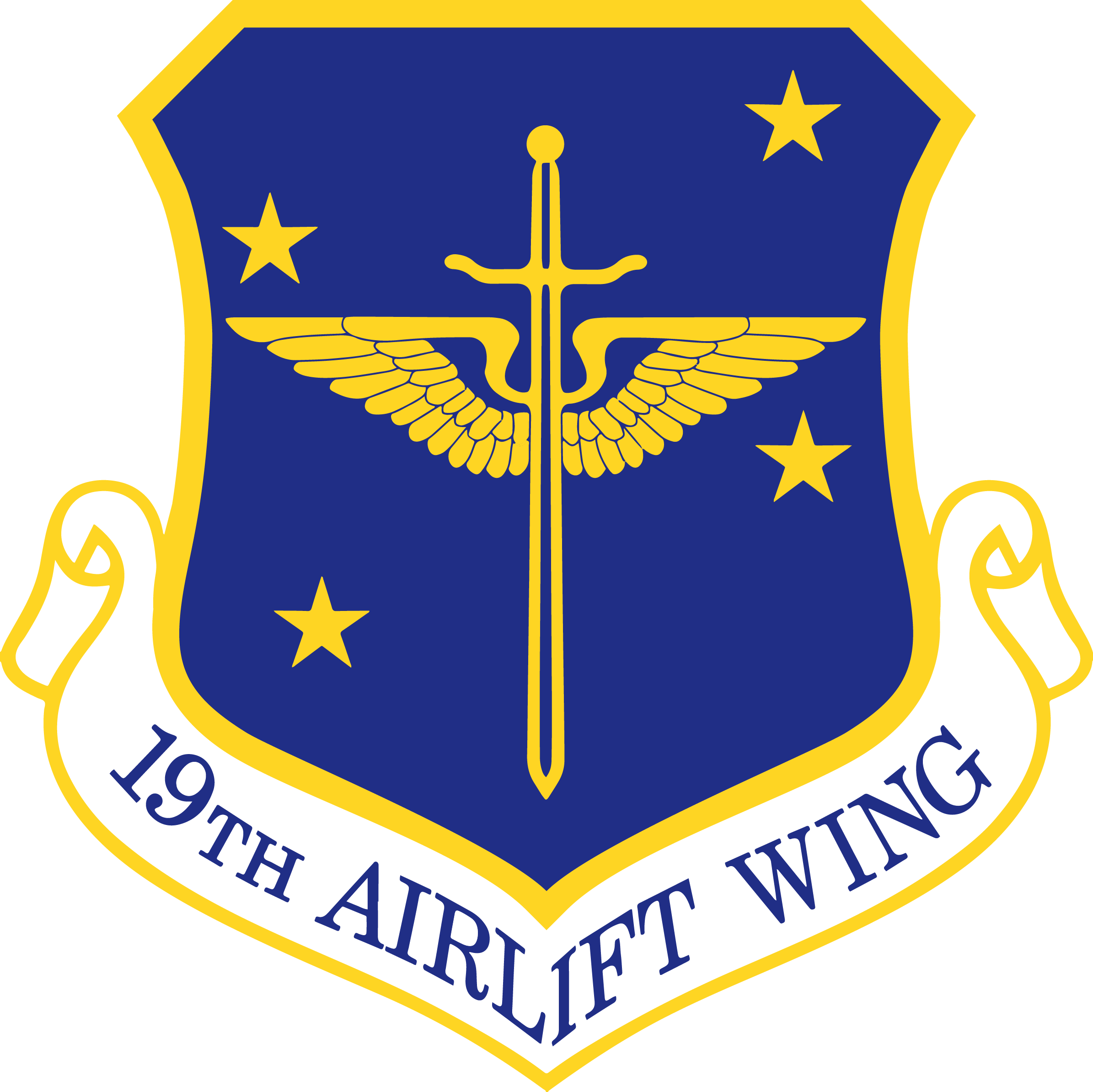 19th AW Seal